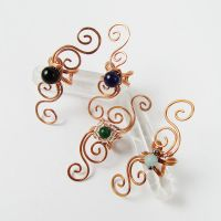 Swirly Ear Cuff - Tutorial is Ready by Gailavira