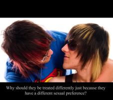 Sexuality: Homosexual by M-Daal