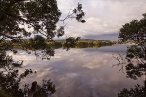 Cloudy Waters by FireflyPhotosAust