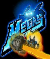 megas xlr logo by powerfoxslayer