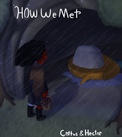 How We Met: Cottus and Hector by NoneToon