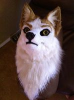 First fursuit mask is FINISHED by Primal-art