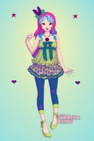 Candyland-DollDivine by SailorPokeYuna