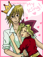 Yuugi's King by EngelchenYugi
