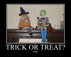 Halloween is scary after all.. by tkoverkamp