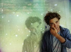 Rob Pattinson Wallpaper by EternalSunshine22