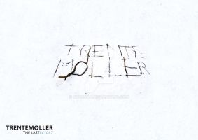 Trentemoller Typography by hydraaa