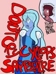 Cyclops Saphire by YourWaywardDestiny