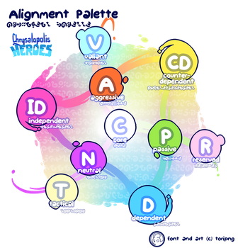 [Chrysalopolis-Heroes] Alignment Palette by toripng
