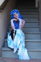 Emily, the corpse bride...my first cosplay by LadyLessienFelagund