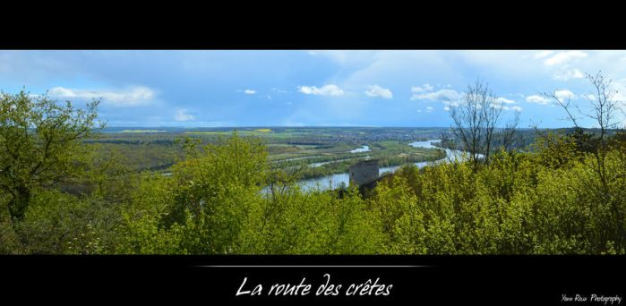 Panorama - La route des cretes by TroA-Dev