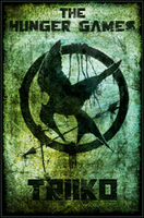 hunger games by TRIIKO