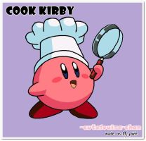 Cook Kirby by cutelouisa-chan
