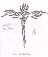 Tattoo design for friend by ALol