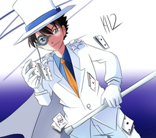 Magic Kaito by Megalow