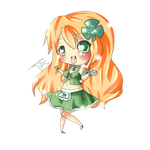 Izka197 - chibi contest - 2nd place by TristianArt
