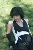 Soi Fon by WhiteCatblueyes