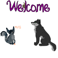 Welcome~ by Ink--Chan