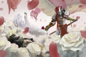 Rose War by Raydiant