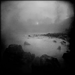 Fog On Knife River VI by intao