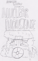 Nuclear nonsense poster by AceNos