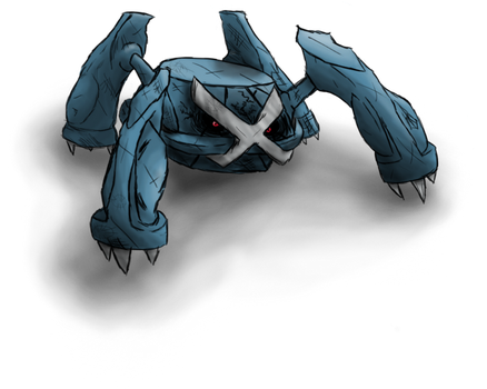 Metagross Daily Character Challenge #2 by Happybunns