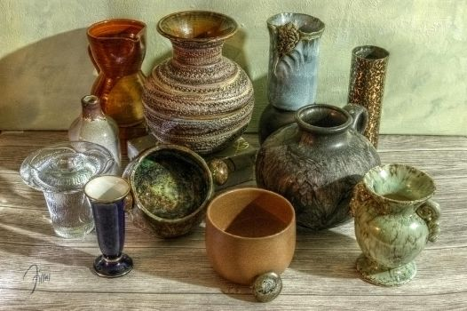 Props And Pottery by Jimi1967