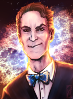Bill Nye the Science Guy by Deer-Head