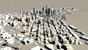 Virtual Seattle by ExtraNoise