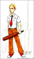 Shaun of the Dead by toritwit
