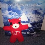 30 Seconds to Mars bear by kulukala