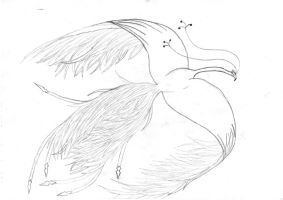 my version of a Pheonix :D by deathnote290595