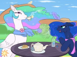 MLP fim - HOT, Earl Grey by Gregan811