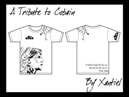A tribute to Cobain 2 by Xantiel