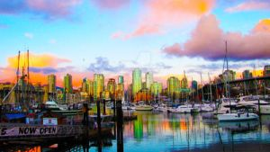 Vancouver by MeachDarby