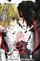 Pandora Hearts: Magnet by Aii-luv