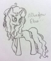 Afterglow Elan by mashaheart