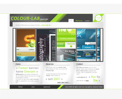 Colour-Lab Dgtl Prtfl by: Jk9o by WebMagic