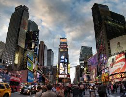 Time Square by wreck-photography