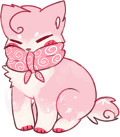 *scarfs are useful for hiding blush* by cookiiecats