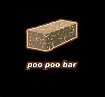 poo poo bar by cuuks