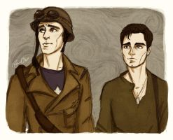 Stupid 40's Boys by Salzburger89