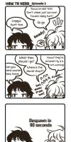 HOW TO NERD_EP_3 by Ah-O