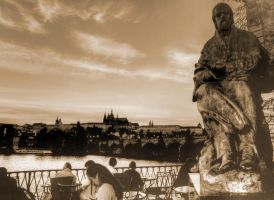 Charles Bridge04 by abelamario
