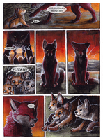 EN PASSAGE Chapter 1 Page 4 by Lunakia