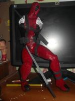 Deadpool almost done by galis33