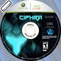 Ciphra Disc Art by ObsidianWolph