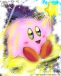 Kirby by NyandrewB