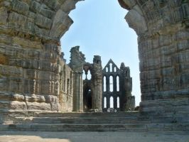 Whitby Abbey 4 by We-Are-Under-1-Dome
