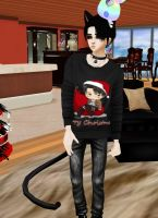 Christmas Levi Shirt by Levi-Ackerman-Heicho